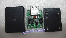 A 6V-20V 12V to 5V 1A USB Solar Panel Charger regulator Folding bag/ Cell Panel