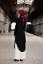 S-992 Tesettür Tunik Tunika-Hijab Kleid-langer Oberteil