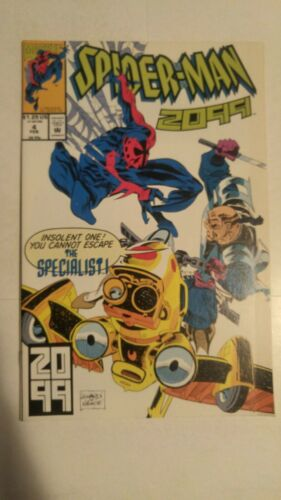Spider-Man 2099 #4 February 1993 Marvel Comics