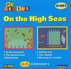 PC GENIUS ON THE HIGH SEAS  MATHS ENGLISH - <span itemprop='availableAtOrFrom'>Romford, United Kingdom</span> - PC GENIUS ON THE HIGH SEAS  MATHS ENGLISH - Romford, United Kingdom