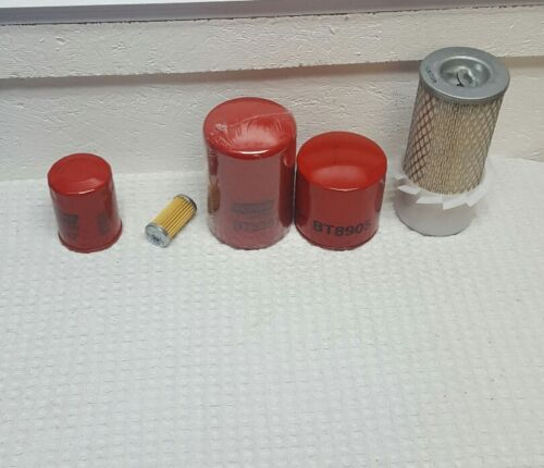 FORD TRACTOR FILTERS MODEL 1220
