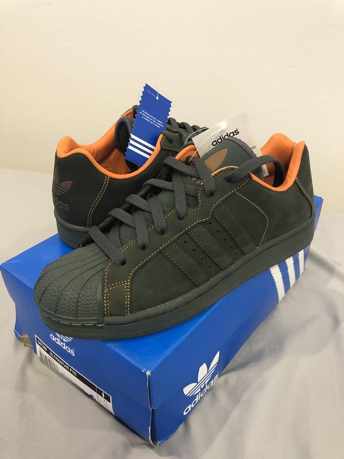 Adidas Ultrastar FTR Size 8 Shelltop