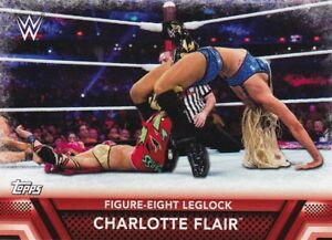 2017-Topps-Wwe-de-Mujer-Division-Mapas-Clasificados-F-10-Charlotte-Flair