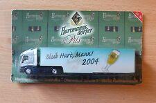 model truck beer truck Iveco Stralis Hartmannsdorfer 2004 HS 3