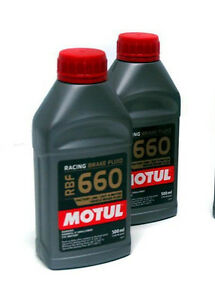 motul rbf 660 racing brake fluid lot 2 wilwood scca us brake imca ap scca ebay. Black Bedroom Furniture Sets. Home Design Ideas