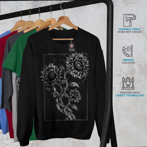Sunflower Women Sweatshirt NEWWellcoda