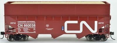 NIB Hopper Cars Bowser INTERNATIONAL FERTILIZERS 70-Ton Cov Assorted Car #/'s