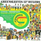 """12"""" Rulers: Linval Thompson by Various Artists (CD, Sep-2008, Greensleeves Records)"""