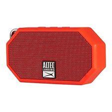 New Altec Lansing Mini H2O Waterproof Sandproof Wireless Bluetooth Speaker Red