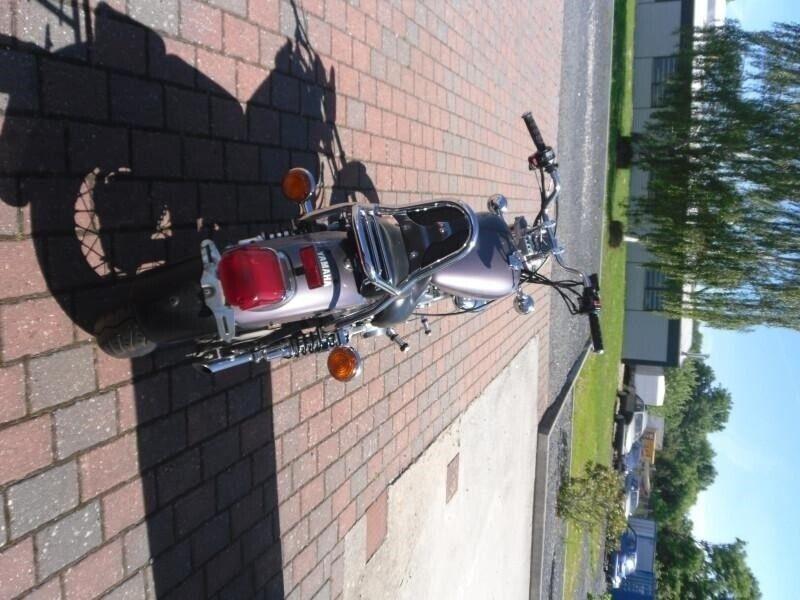 Yamaha, XV 250 Virago, ccm 248