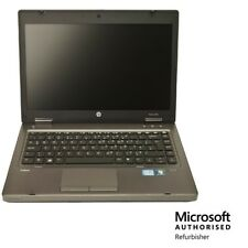 "HP 6470B 14"" i5-3320M 2.6GHz, 16GB, 750GB, DVD, Windows 10 Pro"