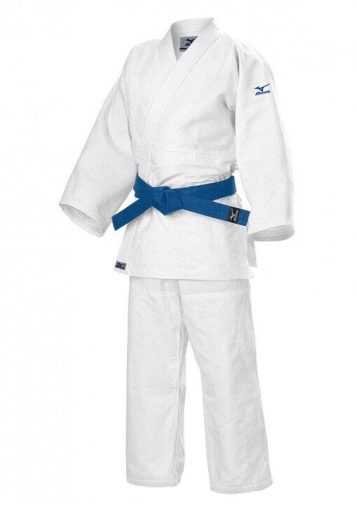 Judoanzug Dax® Mizuno Keiko weiß, Ju- Ju- Ju- Jutsu, Aikido Fortgeschrittene 650 g m² b3e9b1