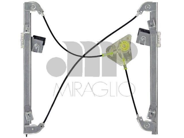 MIRAGLIO 30/1141: MECCAN.ALZACRISTALLO EL. A/S VW POLO 11/01->09 5P