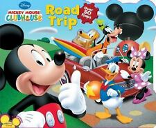 Road Trip by Disney Book Group Staff and Disney Press Staff (2011, Board Book)