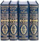 Mystical City of God Volume I-iv 9780895558251 by Ven Mary of Agreda Hardback
