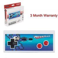 Retro-bit Pc Usb Nes Style Controller Mega Man (capcom) Nes