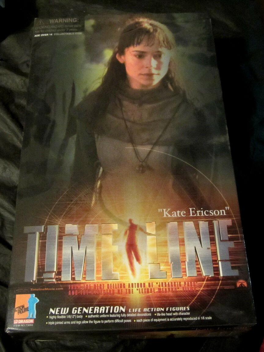 1/6 scale 2003 Dragon Timeline Kate Ericson figure - female military