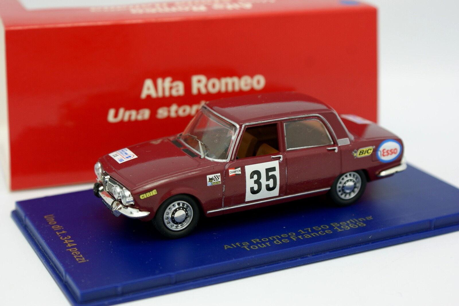 M4 1 43 - Alfa Alfa Alfa Romeo 1750 Tour de Francia 1968 28bbc6