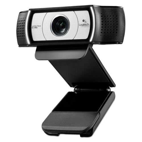 NEW Logitech C930E HD 1080p 960-000971 Webcam 4x Zoom