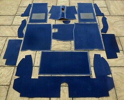 Carrelli Sound Proofing Complete Carpet Felt Set for MG Midget 1275//1500