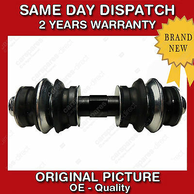 TOYOTA YARIS 99-05  TWO FRONT LOWER ANTI ROLL BAR DROP LINKS LEFT AND RIGHT HAND