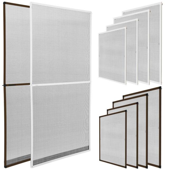 Insektenschutz Fliegengitter Tür o. Fenster Alurahmen Schutztür Mückenschutz
