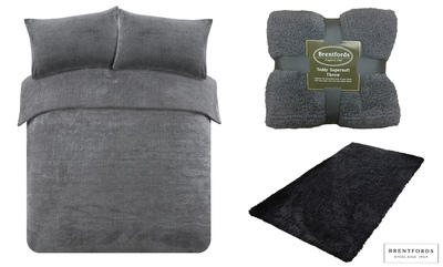Stay Cosy with Bedding from £8.50
