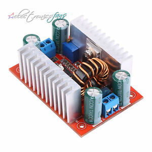 400w 15a Dc Step Up Boost Converter Constant Current Power