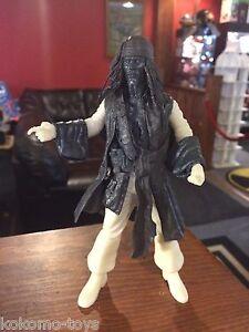 Figure de test de prototype 2004 Neca Pirates des Caraïbes Jack Sparrow # x19