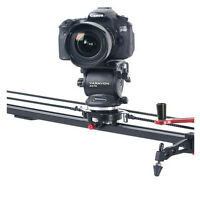 Varavon Camera Track Video Stabilization System Handle Slider Kit 1200 Set