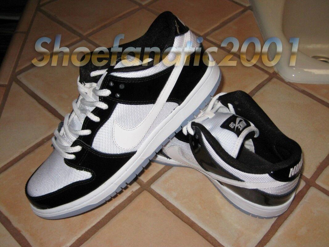 Nike sb dunk low eintracht janoski - schwarz - fleck oberste space jam janoski eintracht 7,5 8 10 11 2ffacf