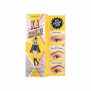 Benefit Ka Brow! Cream-Gel & Brush - BNIB - 2 shades available