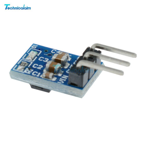 10PCS AMS1117 800MA 5V 3.3V DC-DC Step-Down Power Supply Buck Converter Module