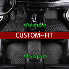 8 Colors Leather Car Floor Mats for Lexus RX450h 2009-2017 Waterproof Non-Slip