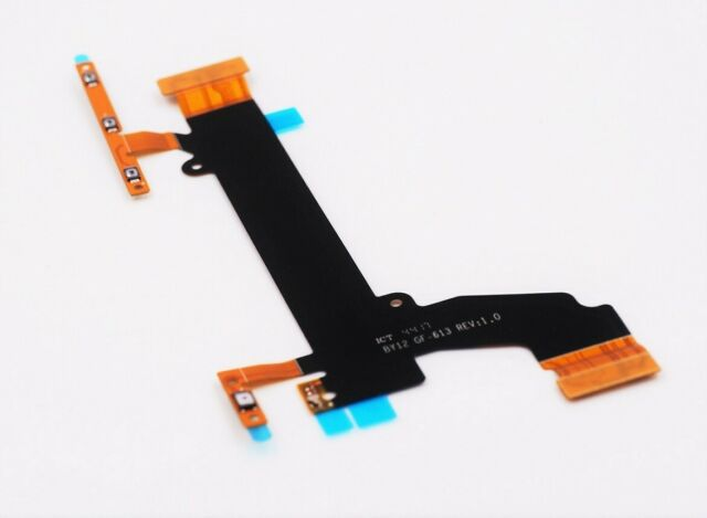 Original Sony xperia XA2 H3113 Page Buttons Power Switch Volume Button Flex
