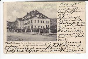 MONTENEGRO-CETINJE-OSTERR-UNGARISCHE-LEGATION-1903-Q
