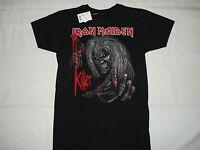 Iron Maiden The Killers T-shirt S M L Xl 2xl Heavy Metal Rock Skull Demon