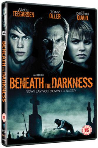 Beneath the Darkness DVD (2012) Dennis Quaid ***NEW***