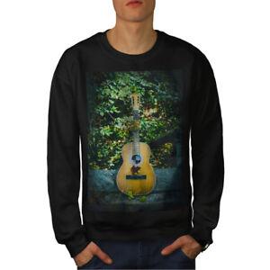 Sudadera Music Guitar Song Nuevo Negro Hombres Nature Sx0awI0