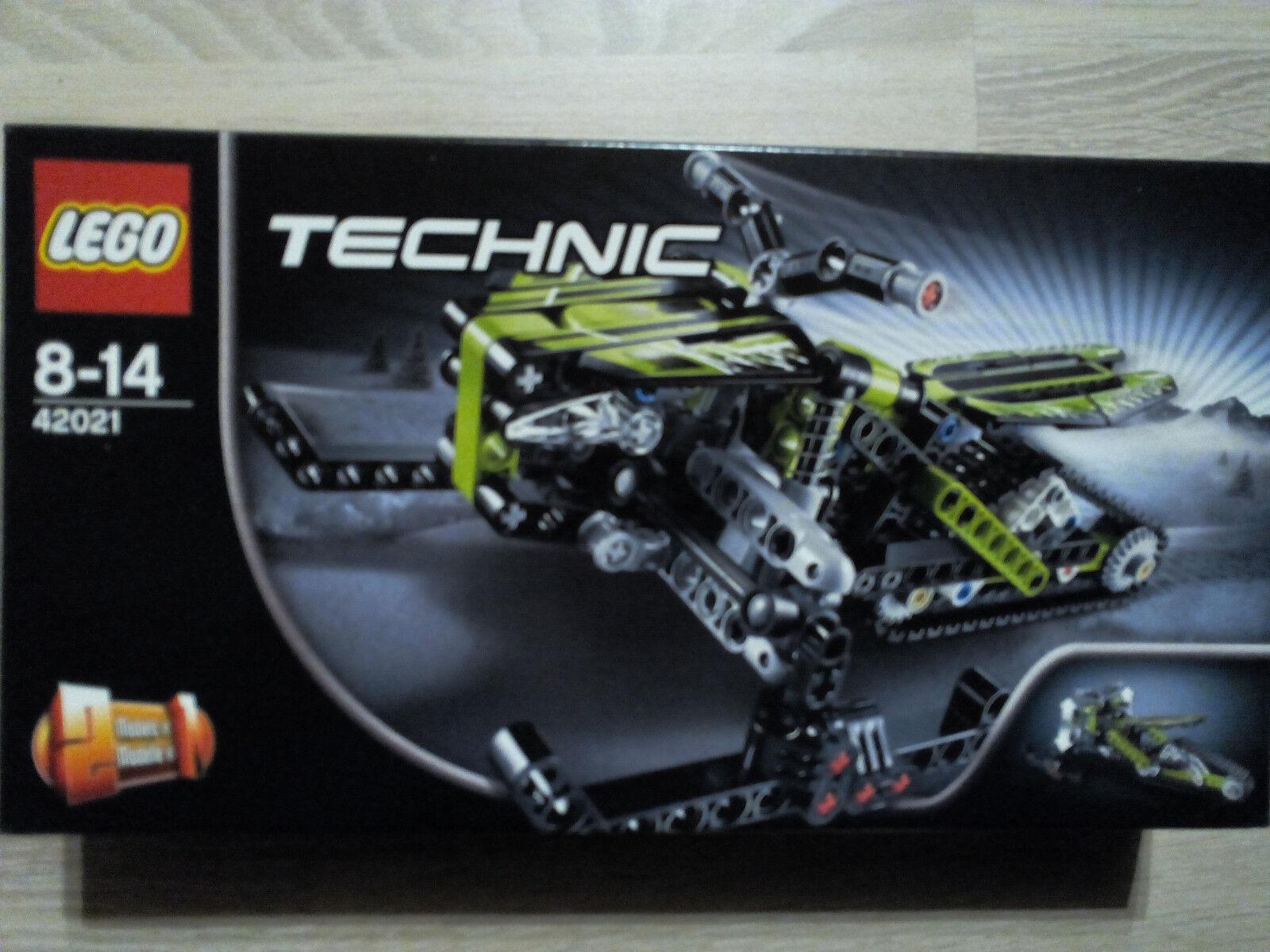 Lego Technic Technik 42021 Snowmobile / NEU & OVP - UNGEÖFFNET