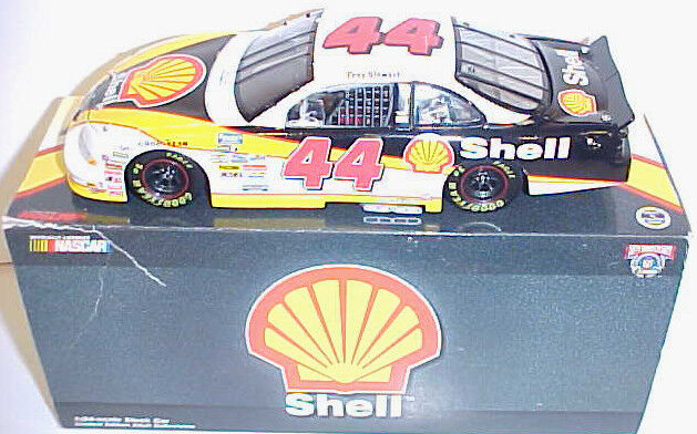 New Tony Stewart Shell 1998 Pontiac Busch Series 1 24 Diecast Car Action 1 5508