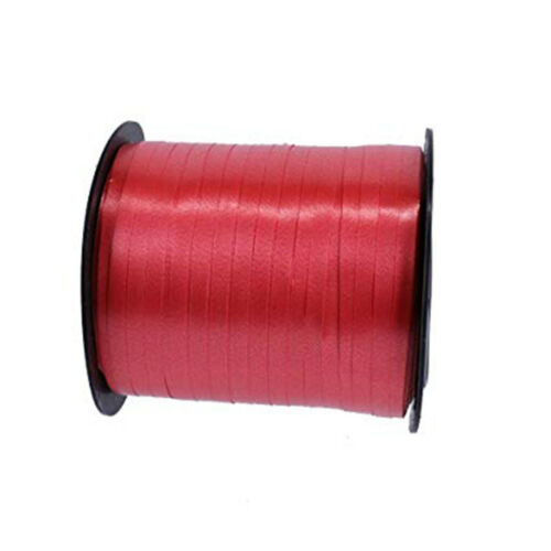 Plastic Colored Curling Ribbon 250 YDS Spool Balloons Party Wedding Decor
