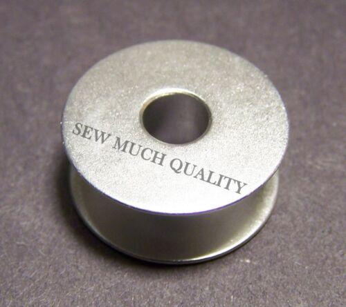 BOBBINS Aluminum Necchi 543 Mirella Singer 206K 20U 20U33 20U73 10,20,50,100ct