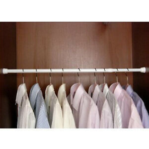 Multi-function-Plastic-Steel-Tension-Curtain-Rod-Spring-Tension-Rods-55-95cm