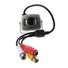 Mini Video Color CCTV SPY Security Surveillance Camera DT