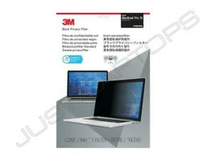 "New 3M Apple MacBook Pro 15"" 2016 Onwards Black Privacy Screen Filter PFNAP008"
