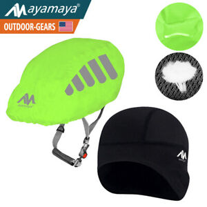 Cycling Skull Cap Helmet Liner Running Beanie Hat Motorcycle Football Head Wrap