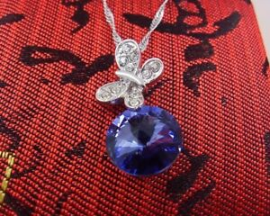 Solid-Sterling-Silver-Butterfly-Pendant-made-with-Swarovski-Crystal-3-Colours