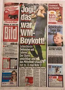 BILD-Zeitung-18-06-2018-DEUTSCHLAND-MEXIKO-0-1-WM-2018