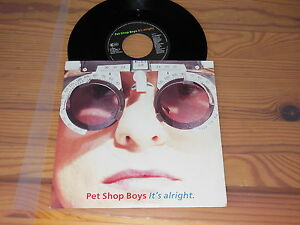 PET-SHOP-BOYS-IT-039-S-ALRIGHT-EEC-VINYL-7-039-039-SINGLE-1989